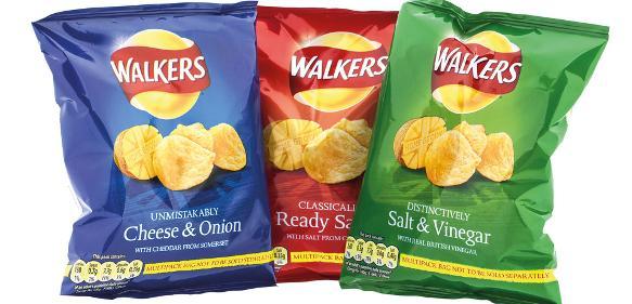 Sichere Tüte, genießbare Chips: Zur Interpack werden Verpackungen mit Barriere-Kunststoffen eine wichtige Rolle spielen. (Bild: Kuraray)