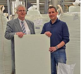 Jan Noordegraaf (li.) und Daniel Nouws