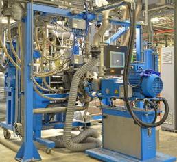 EPS auf Basis von Biopolymeren in die Serie gebracht: Grüne Schäume