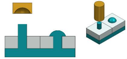 spritzgie maschine funktion gewindelehrdorn anwendung. Black Bedroom Furniture Sets. Home Design Ideas