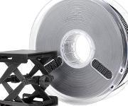 Für hochbelastete Bauteile aus dem 3D-Druck eignet sich ein neues Polycarbonat. (Bild: German Reprap)