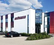 Verwaltungstrakt von Wittmann Robot Systeme in Nürnberg