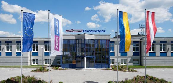 Wittmann Gruppe: Auch der Standort Kottingbrunn wächst weiter. (Bild: Wittmann)