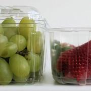 Extrudierte Verpackungen für frische Lebensmittel