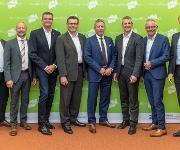 Der neue Vorstand von Kunststoffland NRW