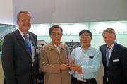 Thomas Willemsen, Sun Xie, Shi Xin Hua, Harald Zang