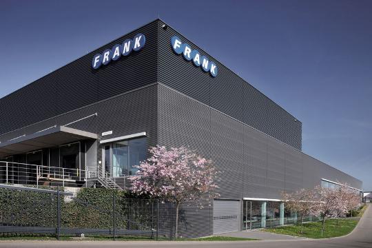 Firmensitz der Frank Plastic im Schwarzwald.