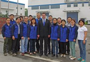 Extrusionsanlagen: Reifenhäuser Gruppe: Personelle Verstärkung in China