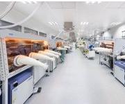 Pilotanlage für gedruckte organische Elektronik