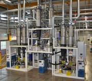 Anlage zur Herstellung von Polyurethan