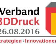 Mit diesem Logo wirbt der neue 3D-Druck-Verband für seine die erste öffentliche Veranstaltung.