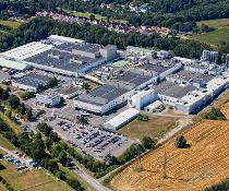 Treofan Produktionsstätte in Neunkirchen.