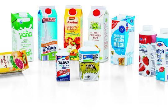 Getränkeverpackungen