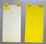 SMC-Platten nach Pulverlackapplikation