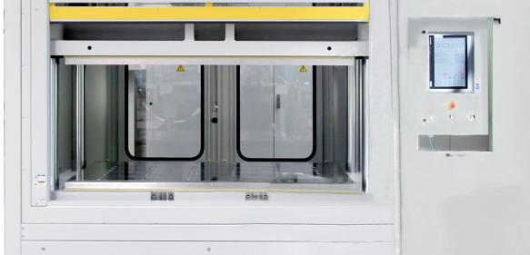 Vernetzung und Steuerungstechnik gewinnen weiter Einfluss auf die Effizienz der Produktion. (Bild: Wickert)