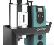 Trockenlufttrockner Somos T140 Eco in überarbeitetem neuen Design und mit neuer Touchscreen-Steuerung