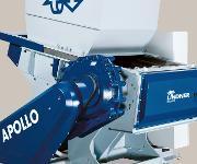 Lindner Resource: Kunststoff-Zerkleinerer Apollo 1900