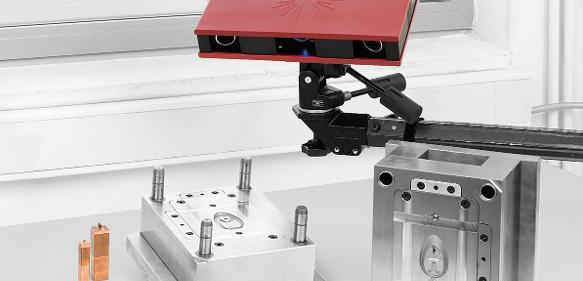 Optische Messtechniken bieten die Voraussetzung zur effizienten Nutzung neuerer Fertigungsverfahren. (Bild GOM)