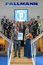 """Kunststoffmühlen: Pallmann erwartet eine """"rosige"""" Zukunft in Zweibrücken"""