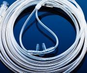 PVC-Kanüle mit Verbindungsstück aus Hart-PVC. (Bild: Teknor Apex)