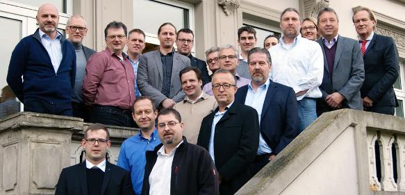 Treffen des IK-Energieeffizienznetzwerks in Bad Homburg (Bild: IK)