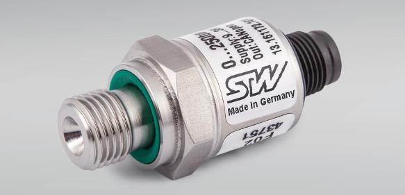 Drucktransmitter F02 Sensor-Technik Wiedemann