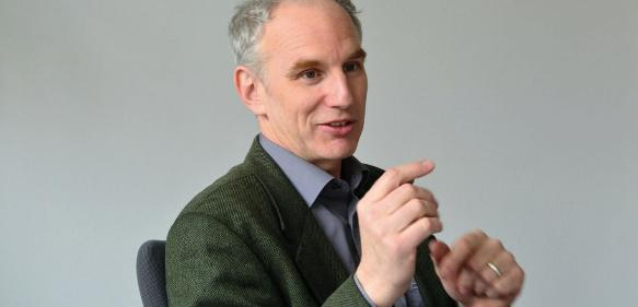 Dr. C. Thomas Simmons, Geschäftsführer, AMA Verband für Sensorik und Messtechnik e.V.