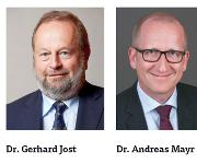 Endress Hauser Executive Board
