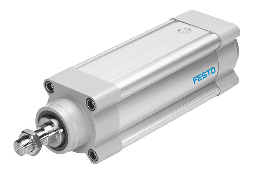 Positionierzylinder von Festo:: Kraftprotz