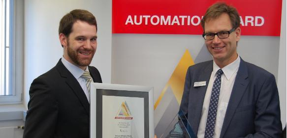 Fest gewinnt Automation Award