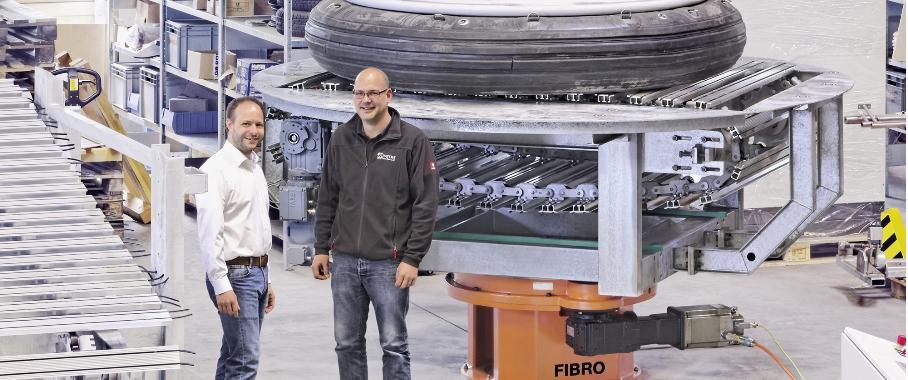 Marco Leichnitz und Mathias Nick