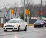 Ford autonome Fahrzeuge