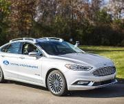 Ford testwagen autonomes Fahren
