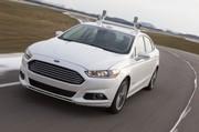 Lösungen ausloten: Ford entwickelt autonom fahrendes Fahrzeug
