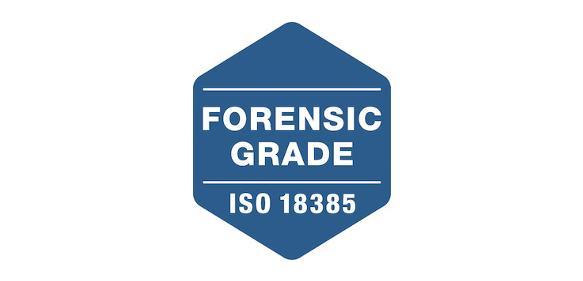 Forensic Grade Logo