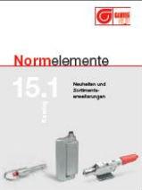 Katalog: Otto Ganter GmbH & Co. KG