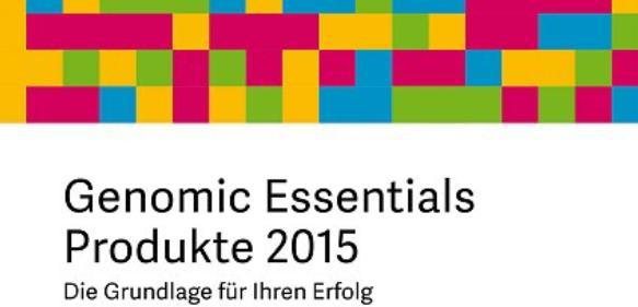 Genomics-Katalog 2015