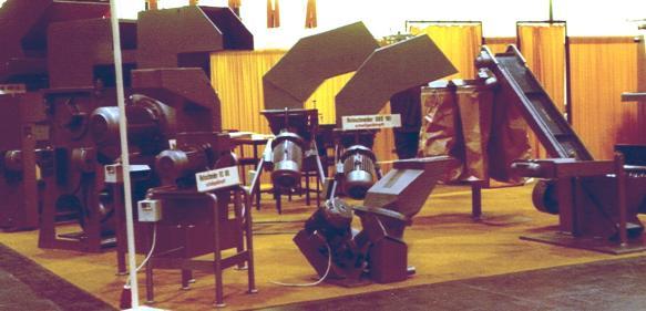 Getecha Kunststoffmesse K 1975