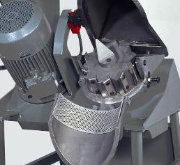 Schneidmühle GRS 300 von Getecha