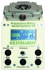Mikrosystemtechnik/Mikroantriebs- und Fluidtechnik: Mikrodosierung von Flüssigkeiten und Pasten