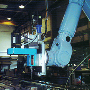 Robotertechnik: Spindeln mit Bringedienst