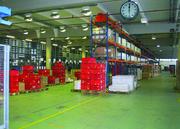 Lager und Logistik: Angepasstes Wachstum