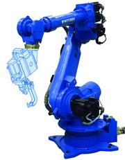 Robotertechnik: Auf den Punkt gebracht