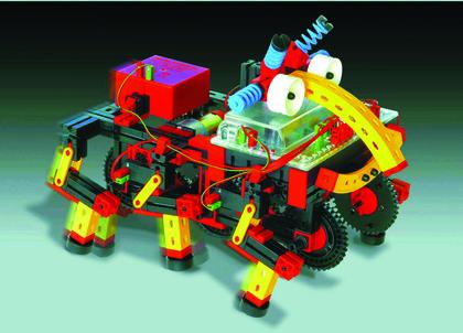 Robotertechnik: Hightech fürs Kinderzimmer