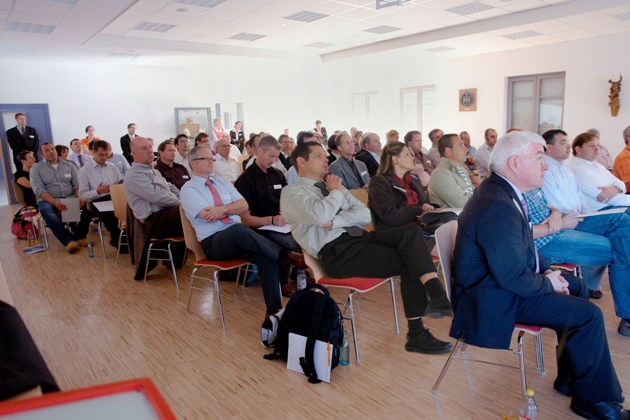 News: 2. GMP- Forum mit großer Resonanz