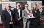 Übergabe in Schweden: Haas verkauft Maschine Nummer 150.000