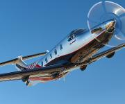 Pilatus Turboprop-Mehrzweckflugzeug PC-12