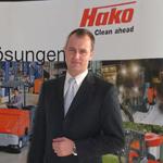 News: Hako-Werke: Arne Schmid leitet den Vertrieb Deutschland