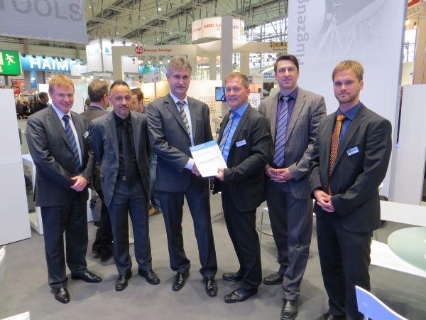 """Erneute Auszeichnung als """"Preferred Supplier"""": HAM – Hartmetallwerkzeugfabrik ist Boschs Vorzugslieferant"""