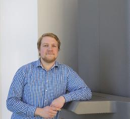Mathias Ohsiek, Harting-Produktmanager